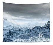Cold Weather Environment Tapestry