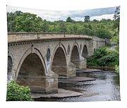 Coldstream Bridge 1807 Tapestry