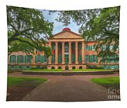 College Of Charleston Main Academic Building Tapestry