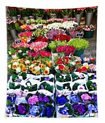 Cologne Flowers Tapestry