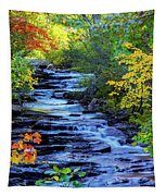 Color Alley Tapestry