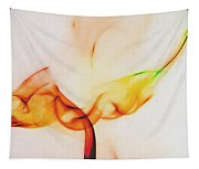 Color And Smoke I Tapestry
