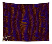 Color Fantasia Catus 1 No. 3 H A Tapestry