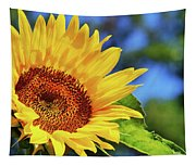 Color Me Happy Sunflower Tapestry