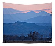 Colorado Country - Boulder County Tapestry