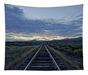 Colorado Daybreak Tapestry