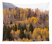 Colorado Fall Foliage Tapestry