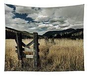Colorado Mountain Meadow Tapestry