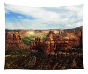 Colorado National Monument Tapestry