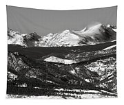 Colorado Rocky Mountains Tapestry