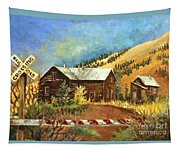 Colorado Shed Tapestry