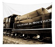 Colorado Southern Railroad 1 Tapestry