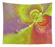 Colored Abstract Tapestry