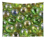 Colored Marbles Tapestry