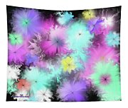 Colorful Blobs Tapestry