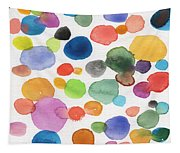 Colorful Bubbles Tapestry