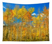 Colorful Colorado Fall Foliage Tapestry