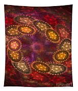 Colorful Galaxy Of Stars Tapestry