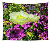 Colorful Garden II Tapestry