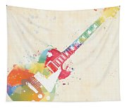 Colorful Les Paul Tapestry
