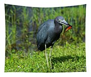Colorful Lunch Tapestry