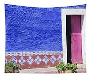 Colorful Mexico Tapestry