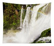 Colors Above The Water Tapestry