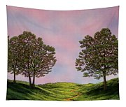 Colors Of Dawn Tapestry
