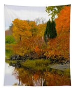 Colors Of The Fall Tapestry
