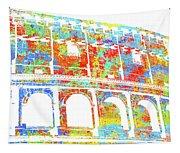 Colosseum - Colorsplash Tapestry