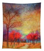 Colour Burst Tapestry
