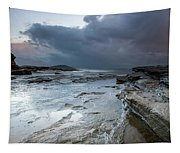 Colours Of A Storm - Seascape Tapestry