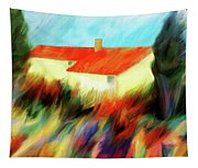 Colours Of The Wind Tapestry