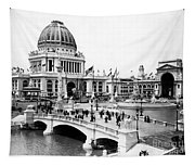 Columbian Expo, 1893 Tapestry