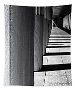 Columns In Athens Tapestry