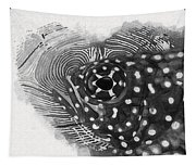 Comet Fish No 01 Tapestry