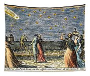 Comet Of 1812 Tapestry