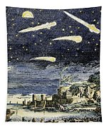 Comets Tapestry