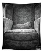 Comfy Chair By The Window Tapestry