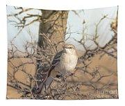 Common Mockingbird Tapestry