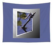 Common Whitetail Tapestry