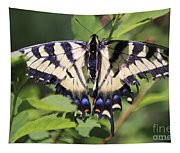 Common Yellow Swallowtail Tapestry