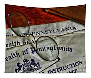 Commonwealth Of Pennsylvania Tapestry