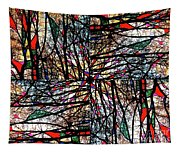 Communal Branches Tapestry