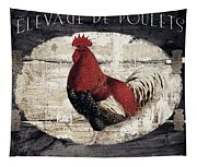 Compagne IIi Rooster Farm Tapestry