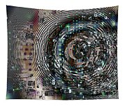Complexity City Tapestry