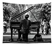 Concert In The Park Tapestry