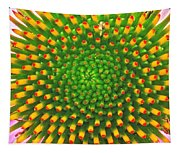 Cone Flower Tapestry