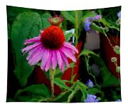 Coneflower Tapestry