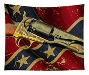 Confederate Sidearm Tapestry